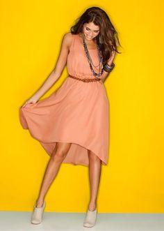 #chiffon #dress #bonprix