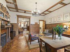 Dont Say No But Surge Into This Park Slope Townhouse for $3.8 Million