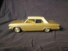 1965 Rambler Classic 4 Door Sedan promo model