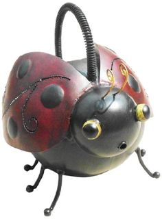 D-ART COLLECTION Iron Watering Can, Ladybug D-Art Collection http://www.amazon.com/dp/B00HP3J6UA/ref=cm_sw_r_pi_dp_gGV4tb00N8NRJ