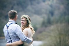 Lakeside elopement in the Irish Wicklow Mountains and Glendalough Got Married, Getting Married, Couple Photography, Bridal Hair, Ireland, Hair Makeup, Anna, Bride, Couple Photos
