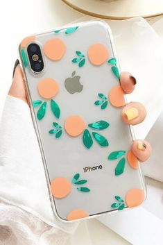 Fruits Clear iPhone 6 Plus, iPhone 7 Plus, iPhone 8 Plus & iPhone X Pro. Diy Iphone Case, Iphone Phone Cases, Iphone 5s, Phone Covers, Summer Iphone Cases, Iphone Cases For Girls, Iphone 6 Plus Case, Cute Cases, Cute Phone Cases