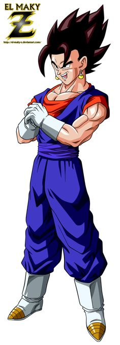 Lineart 063 (Coloreado) - Vegetto 002 (Super Saiyan 2) Lineart by ~VICDBZ , colored by ~VICDBZ El lineart y color están basados en esta imagen --> img51.imageshack.us/img51/2545… Pulsa en...