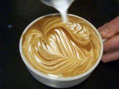 Mmmm... latte.