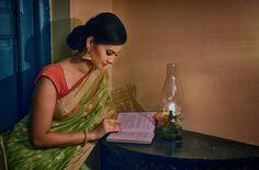Green Chanderi Saree - Coloroso Sarees