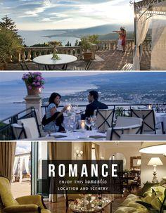 Grand Hotel Timeo in Taormina, Italy