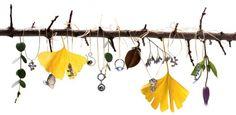 Jitčina oblíbená kolekce šperků Organické motivy v originálním JK designu
