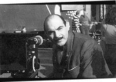 Agatha Christie's Poirot, 1989—2010    British actor David Suchet