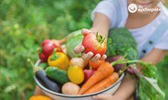 Watermelon, Stuffed Peppers, Fruit, Recipes, Food, Garlic Spread, Food Groups, Stuffed Pepper, Recipies