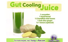 Reduce Inflammation and Heal Your Gut with this Juice Recipe