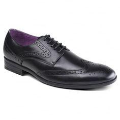 Lancetti ZM3774 Black Shoes