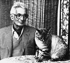 René Barjavel et Toufou