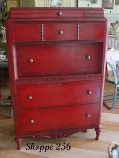Annie Sloan Chalk Paint®️️️️️ Emporers Silk shoppe256 - painted furniture