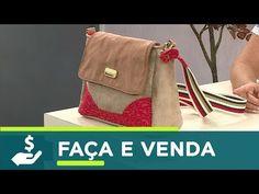 Vida com Arte   Bolsa estilosa por Adriana Dourado - 07 de Agosto de 2017 - YouTube