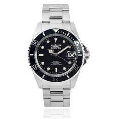 Invicta Men's IN-8926OB 'Pro Diver' Quartz Watch with Black Dial