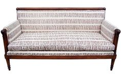 Muffie Faith - Upholstered Settee