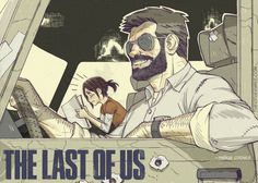 The Last of Us by Mike Dimayuga / posted by ianbrooks.me