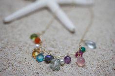 k10/Gemstones*Necklace   koaniani