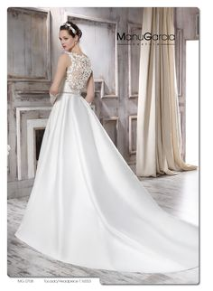 #vestidodenovia#weddingdress #novias #ManuGarcia
