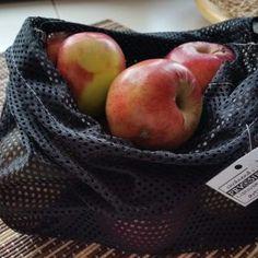 Sieťka na potraviny  #zerowaste Zero Waste, Peach, Apple, Fruit, Food, Peaches, Essen, Yemek, Apples