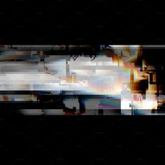 Horizontal Glitch on Black by sjagiello on Glitch, Backdrops, Around The Worlds, Display, Marketing, Black, Collection, Creative, Cool Wallpaper