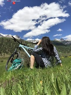 It's a Fit Summer with Benefiber® Healthy Shape! Mountain Biking in Telluride, Colorado. EPIC! MarlaMeridith.com ( @marlameridith )  #ad #SK #BenefiberHealthyShape