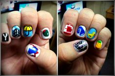 How I Met Your Mother Nails!