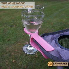10 Best Drinking Gifts for Outdoorsy Folks - The Wine Hook, is amazing!