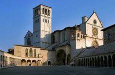 Basílica San Francisco de Asís 1228 Gótico italiano