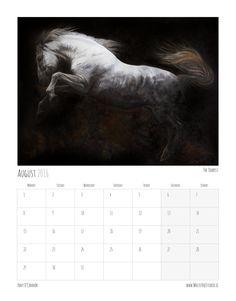 **NEW** 2016 Equine Art Calendar