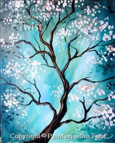 Public Event: Zen Tree - Mason, OH Painting Class - Painting with a Twist
