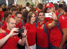 Ook Spaanse royals niet naar Rio >>