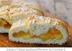 Bensone modenese mele e marmellata ricetta dolce veloce
