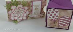 Stampinup, Box, Frame, Design, Home Decor, Nice Asses, Picture Frame, Boxes, A Frame