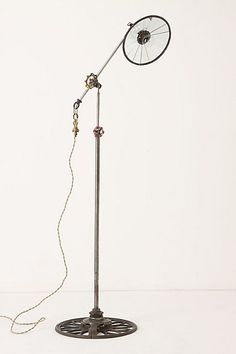 Found & Treasured Floor Lamp #anthropologie- when I win the lottery!