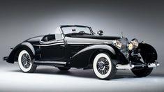 1939 540K Spezial Roadster