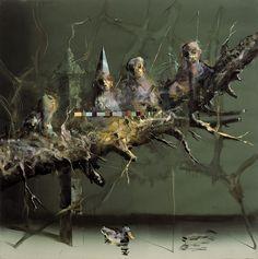 Haakon Gullvag Illustration Art, Illustrations, 21st Century, Art Images, Norway, Fine Art, Painting, Art, Art Pictures