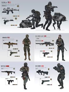 Special Forces by Brian Matyas