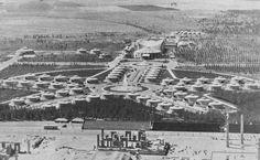 Tent City at Persepolis, 1971