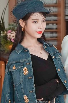Korean Actresses, Korean Actors, Korean Celebrities, Iu Fashion, Fashion Dresses, Snsd, Ulzzang Girl, Korean Singer, Korean Girl