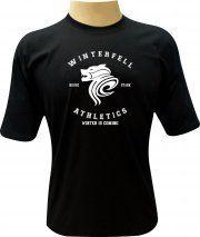Camiseta Winterfell Athletics - Camisetas Personalizadas, Engraçadas e Criativas