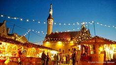 Tallinnan Vanhankaupungin Joulutori 2014