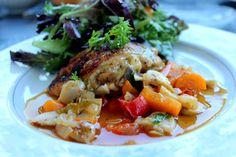 Cooking with Zoki: Piletina sa povrćem