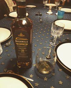 Läuft dieses Weihnachten! Bushmills 21 Jahre! Lecker!!