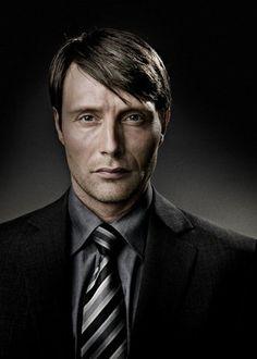 Mads Mikkelsen--Hannibal