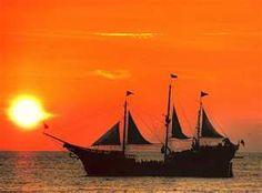 Pirate Ship - Puerta Vallarta, Mexico