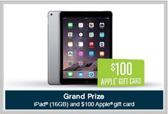 Enter VSP's EnVision Sweepstakes for your chance to win this months Grand Prize. Also, play our Instant Win Game for your chance to win one of the Instant Win Prizes! Grand Prizes and Instant Win prizes change monthly.