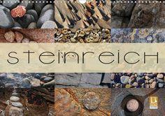Steinreich - CALVENDO Kalender von Martina Cross - #calvendo #calvendogold #kalender #fotografie #steine #geologie
