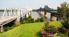 Bridge over Mississi