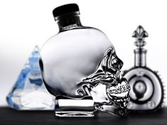 Sometimes liquor bottle designs are so creative, they become display pieces rather than beverage containers. Which of these bottles would you keep?